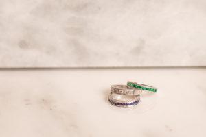 Colored Stone Rings DePriest Robbins Huntsville Alabama