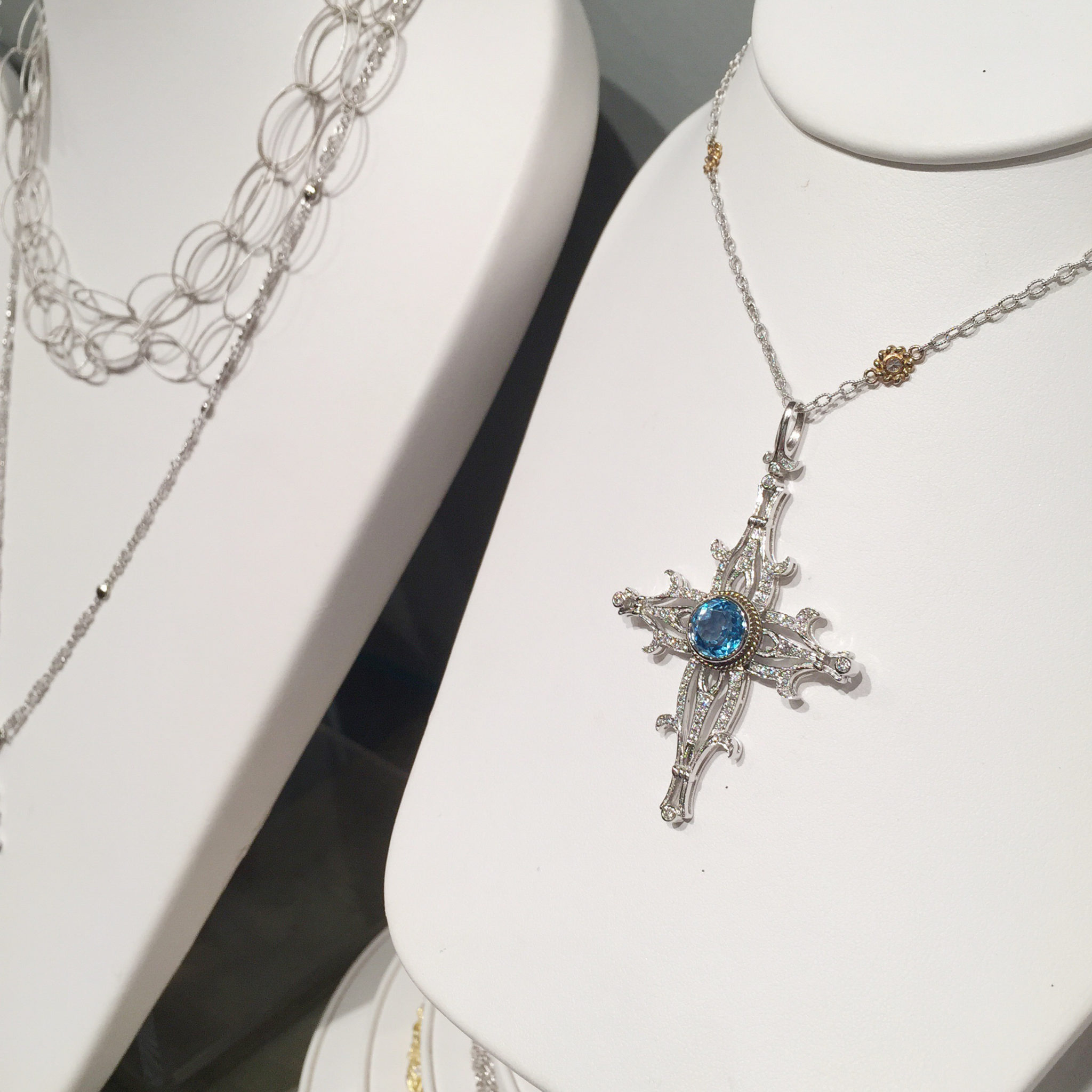 Designer Jewelry DePriest Robbins Eli Jewels Huntsville Alabama Cross