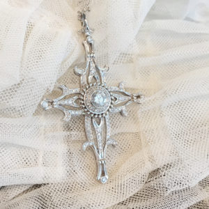 Designer Jewelry DePriest Robbins Eli Jewels Huntsville Alabama Diamond Cross