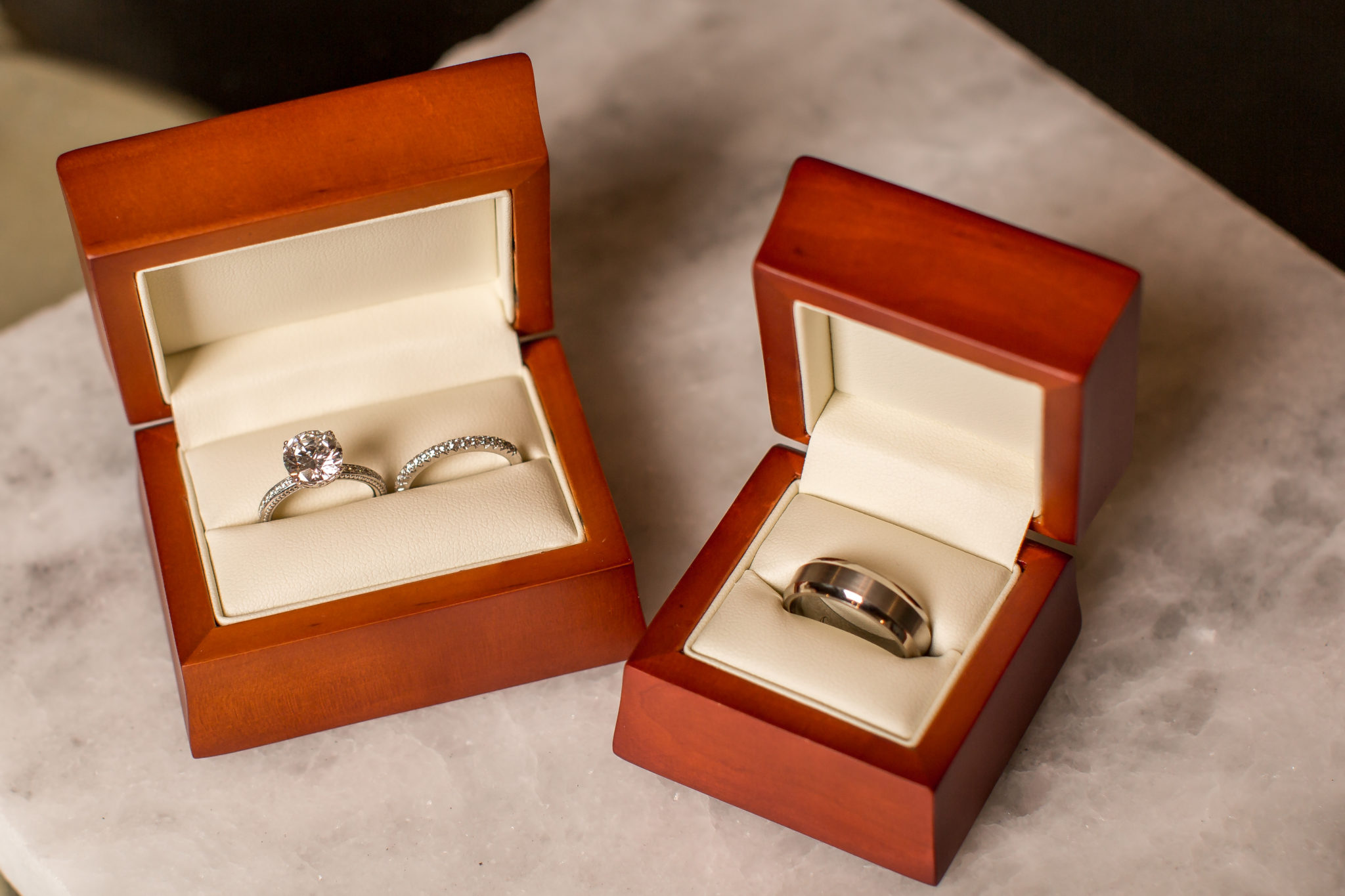 Wedding Rings DePriest Robbins Huntsville Alabama