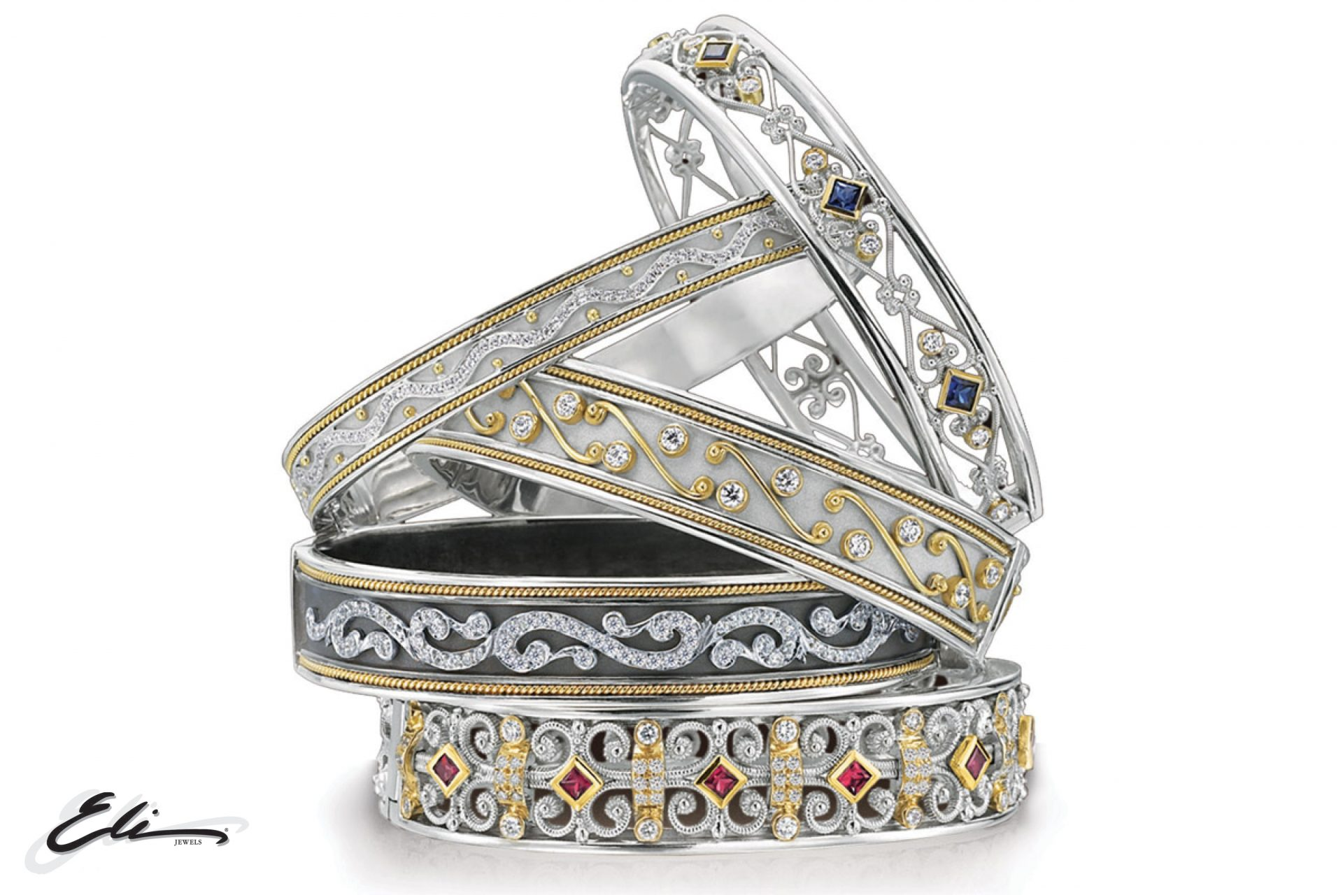 DePriest Robbins Alabama Fine Jewelry Designer Jewelry Eli Jewels